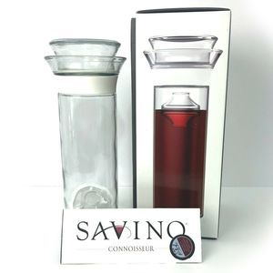 Savino Connoisseur Wine Preserver Saver 750ml